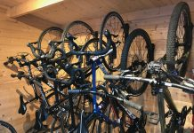 n+1 bikes in 2 a bike space