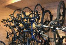 n+1 bikes in 2 a bike space