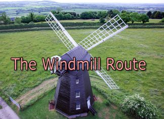 The windmill route