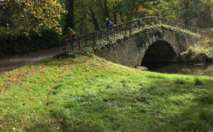 Eythrope bridge