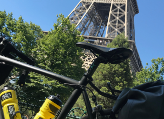 London to Paris by Bicycle